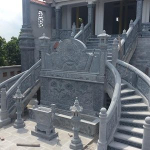 đền thờ đá đẹp