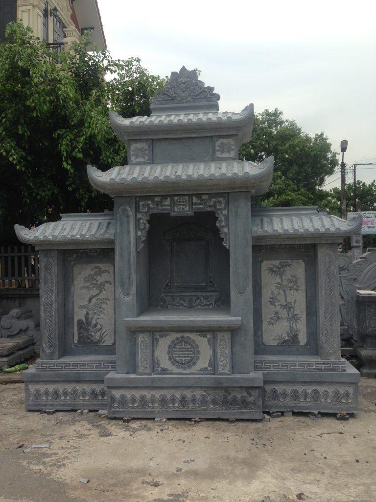 long đình đá Thanh Hóa