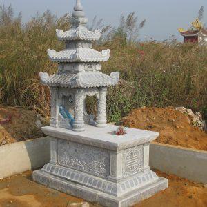 mộ đá xanh thanh hóa nguyên khối