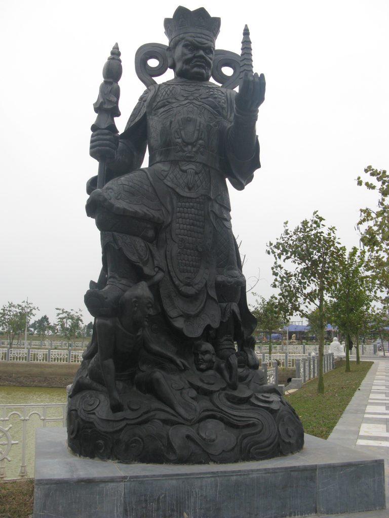 tượng tứ đại thiên vương