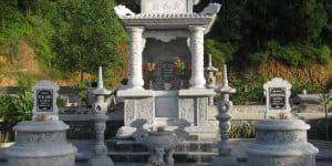 Nghệ thuật chạm khắc trên lăng mộ đá tại Ninh Vân, Ninh Bình