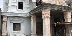 Thi công và hoàn thiện Đá Ốp Mặt Tiền cho biệt thự tại Quảng Ninh