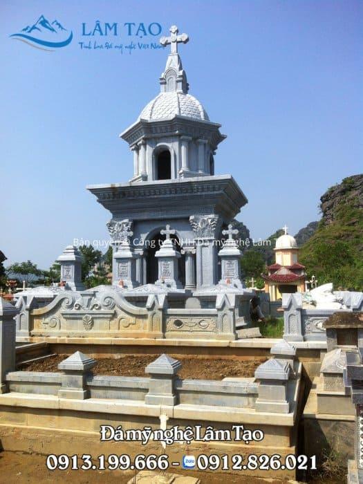 Khu lăng mộ đá tại Gia Viễn, Ninh Bình