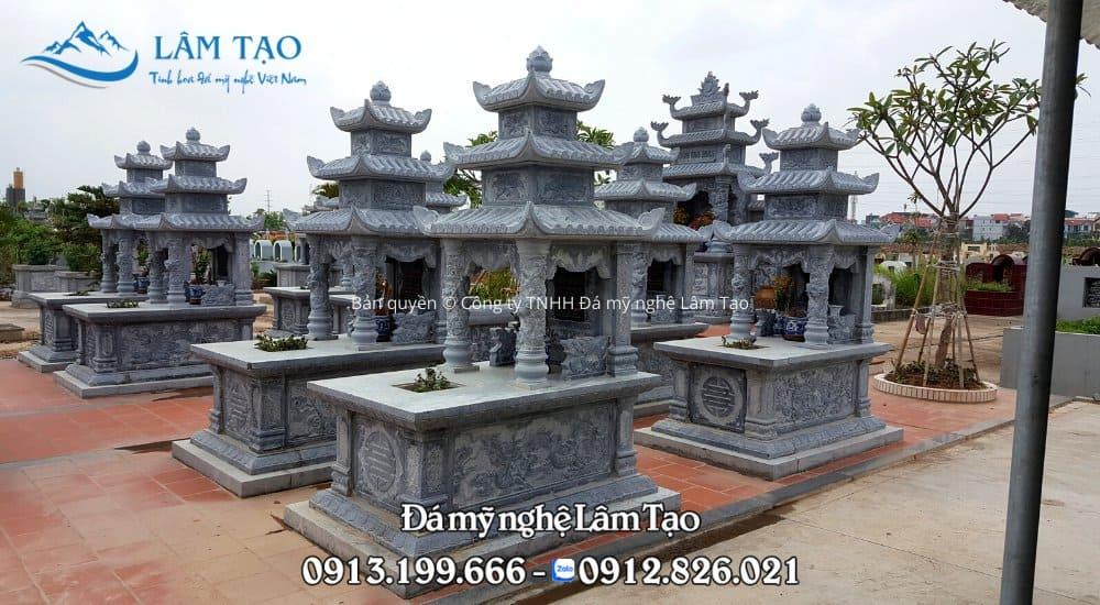 Khu lăng mộ ba mái đẹp của Dòng họ Nguyễn tại tỉnh Nghệ An