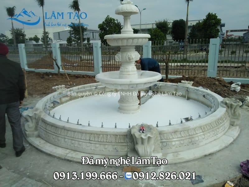 Bán đài phun nước tại Thành phố Hồ Chí Minh
