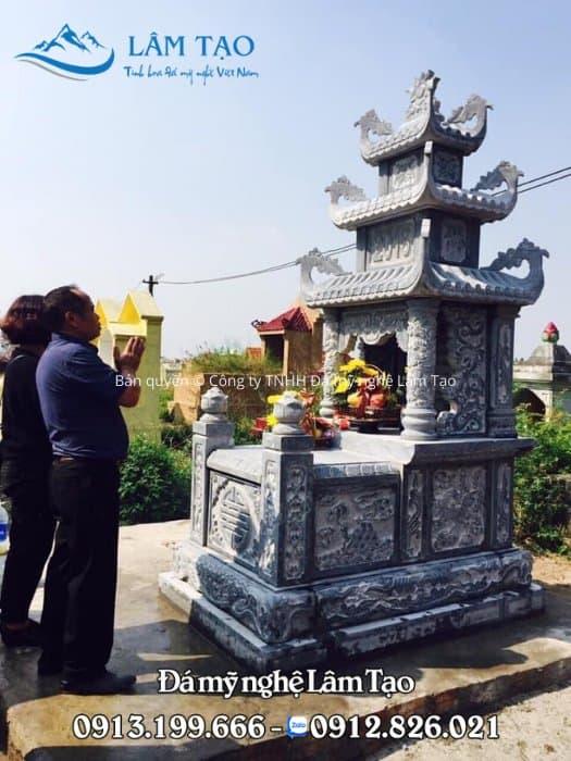 mộ đá ba mái Thanh Hóa