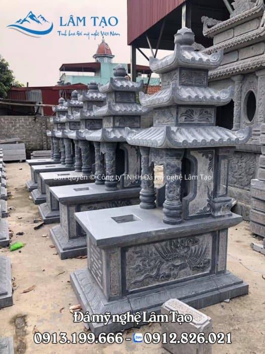 mộ đá ba mái Ninh Bình