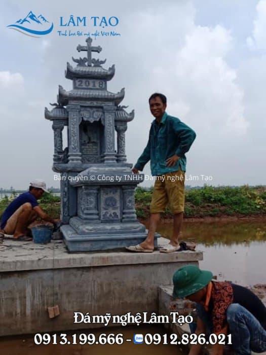 mộ đá công giáo Thanh Hóa