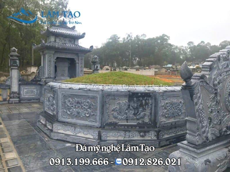 Báo giá mộ lục giác đẹp