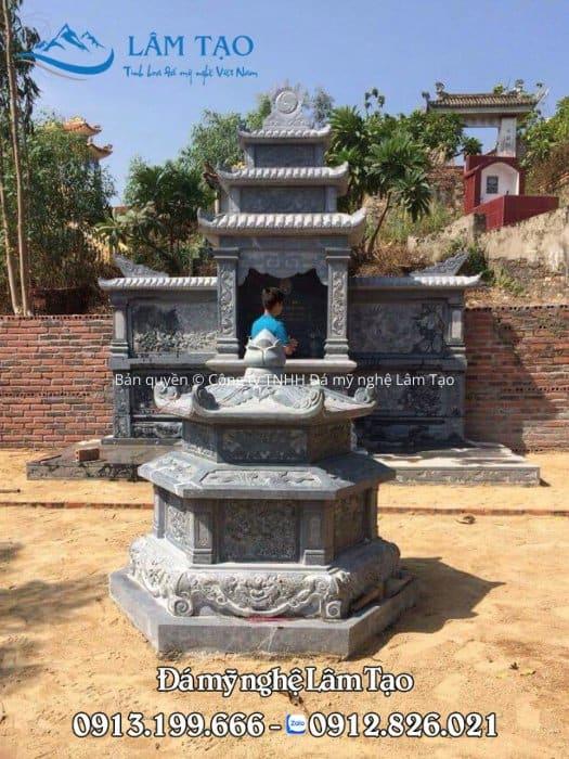 Mộ lục giác mang lại những ý nghĩa đẹp trong văn hóa thờ cúng của người Việt Nam